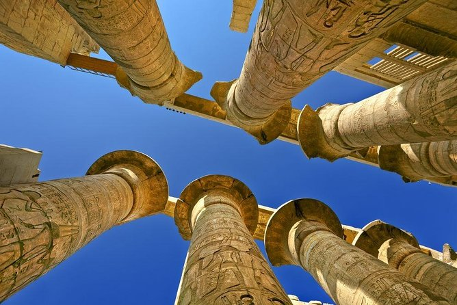 2-Days Private Luxor Tour from Cairo with Lunch