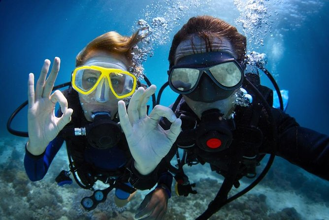 Scuba Diving from Hurghada