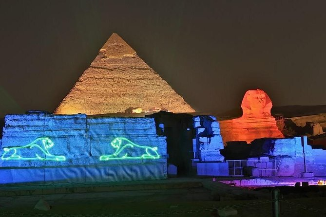 Sound and Light Show Cairo photo 3