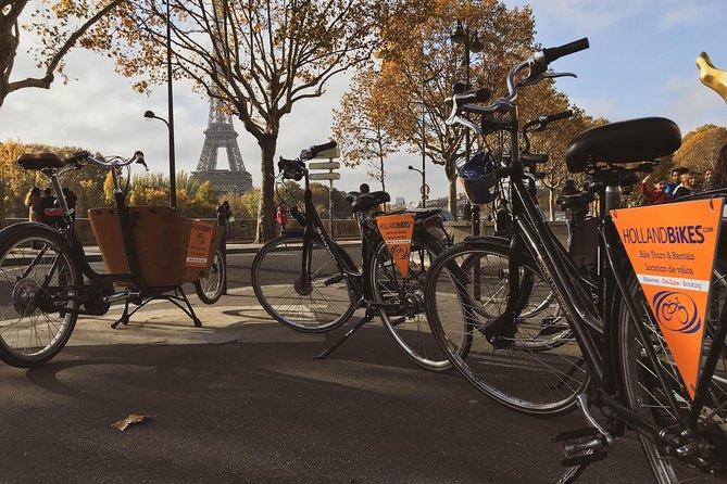 Paris Bike Tour + Bike Rental (Dutch Bike)
