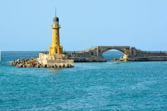 Customizable Private Day Tour to Alexandria from Cairo