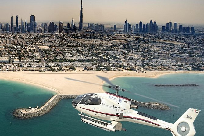 Odyssey Helicopter Tour ( 25 Minutes Flight )