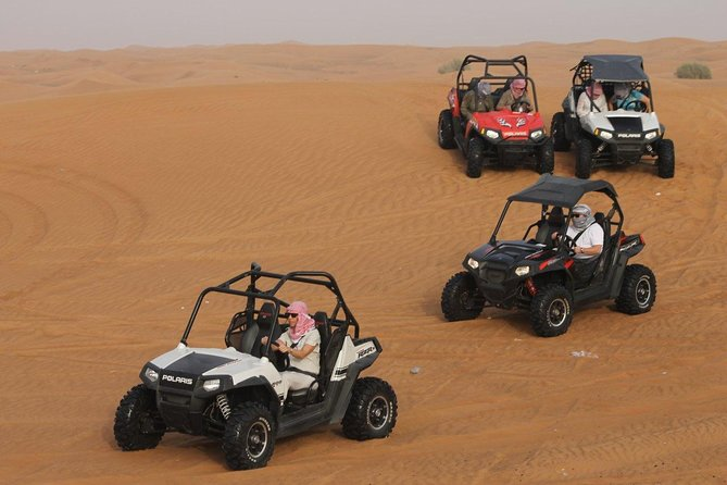 Morning Dune Buggy Self Drive Private Basis From Dubai