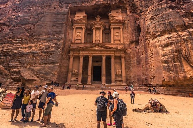 Petra and Wadi Rum 2 Day Tour from Eilat