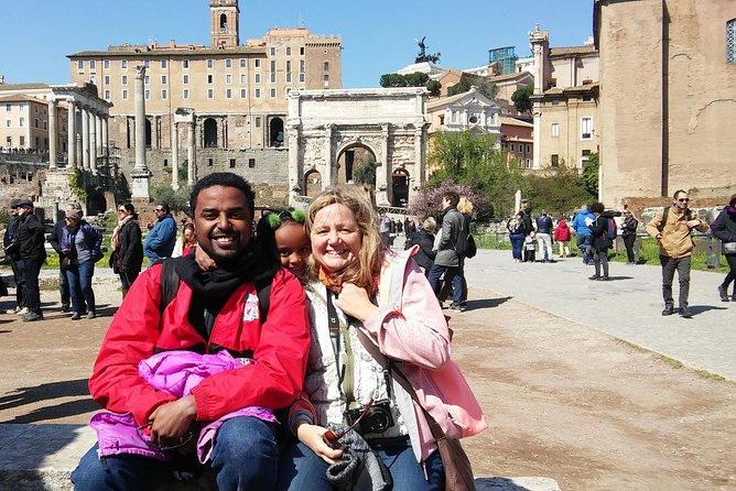 Skip-the-line Kids Private Tour: The Colosseum and Roman Forums for Families