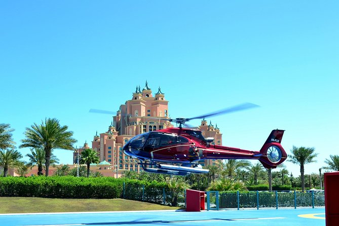 Platinum Royal Helicopter Tour ( 60 Minutes Flight )