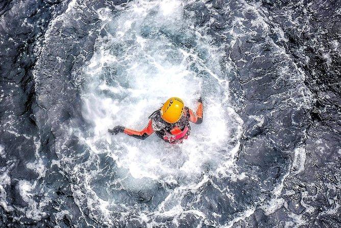 Coasteering in Caloura (Sao Miguel - Azores)