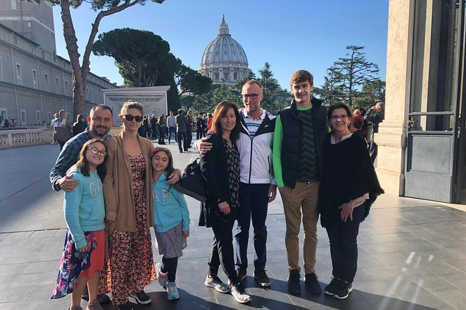 Skip The Line Sistine Chapel and Vatican Tour For Children w Hotel pick up