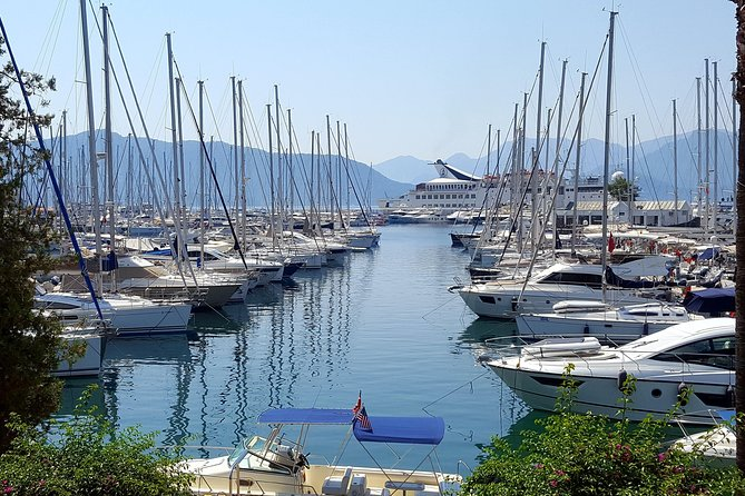 Full Day Marmaris Tour From Sarigerme