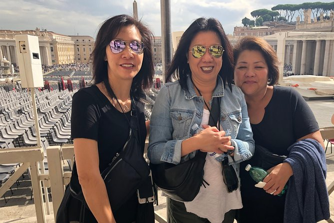 Skip-the-line Sistine Chapel Tour and Vatican City Private Tour
