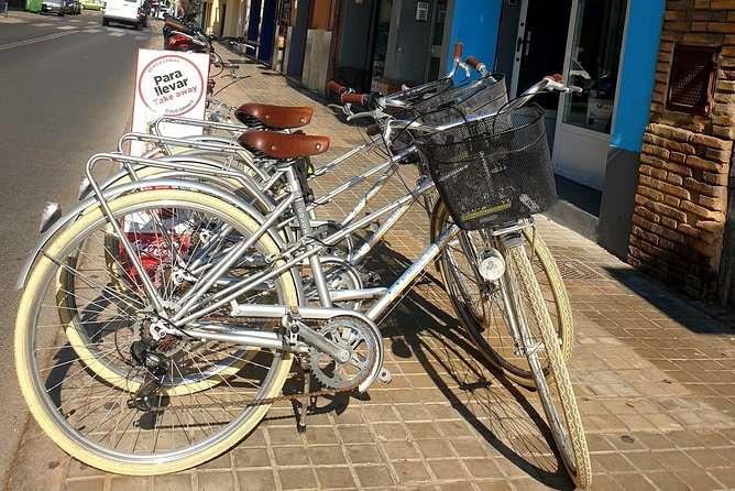 Bike rental 1 day.