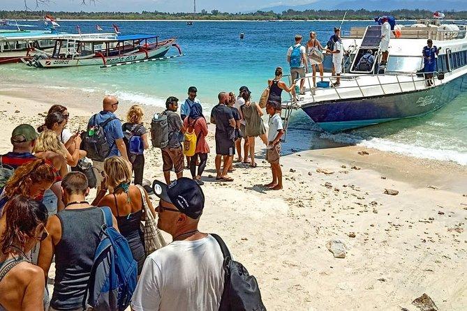 Gili Trawangan Lombok From Bali