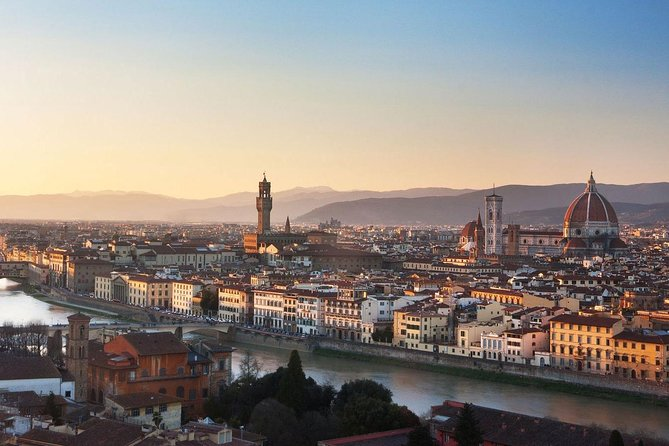 Florence Walking Tour with Accademia