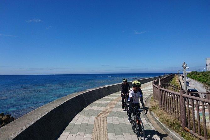 Okinawa Cycling Tour Cafe Ride to Chatan