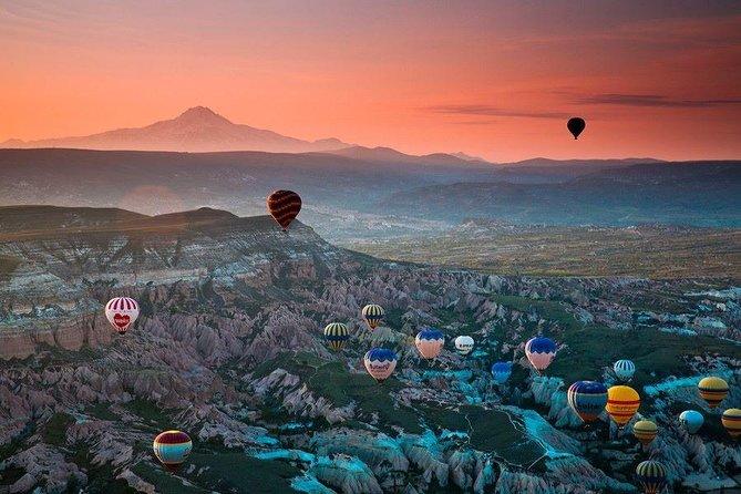 8 Days Istanbul, Cappadocia, Pamukkale Antalya By Plane - YK076