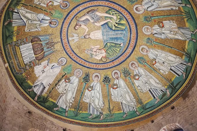 Mosaic masterpieces