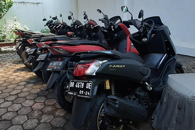 Rent an Automatic Scooter in Lombok