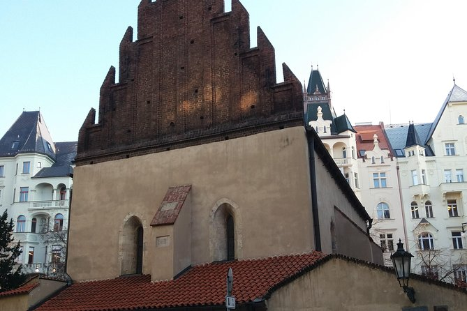 Jewish Prague Walking Tour