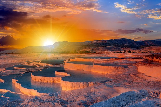 Cappadocia, Pamukkale and Ephesus in 5 Days