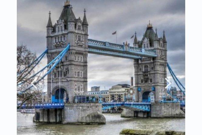London Eye To London Bridge (River Walk)