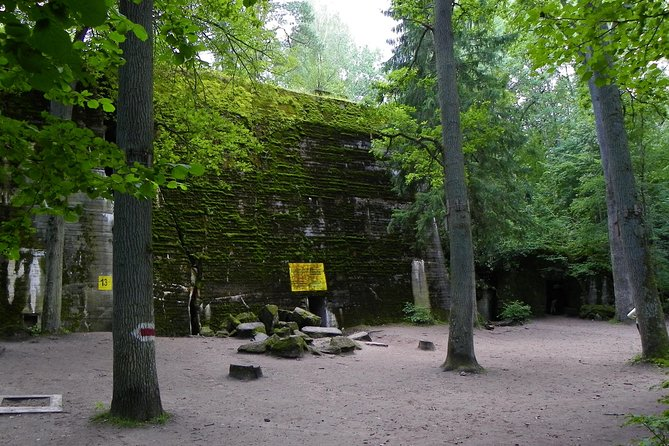 """Wolfs Lair """"Hitler's Headquarters"""" - Full Day Tour from Warsaw by private car"""
