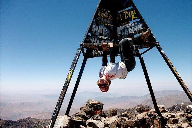 Toubkal Ascent 2 Days: Summer trek from Marrakech / Imlil