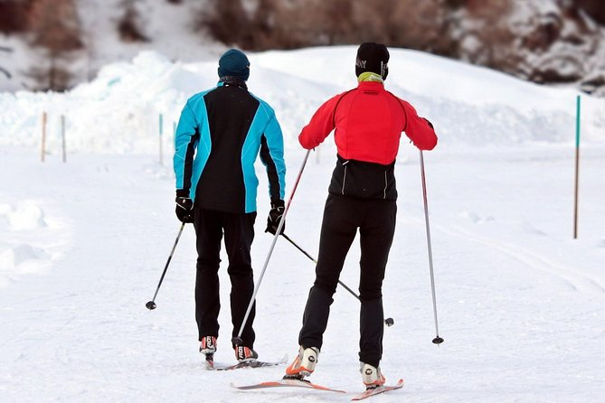 Skiing in Czech Mountains for all ski level