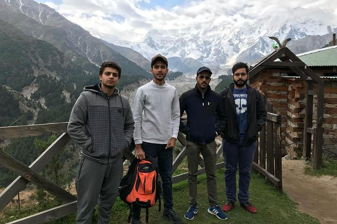 Tour to Fairy Meadows and Nanga Parbat base camp