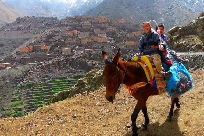 3 Day Trek from Marrakech To Climb Mount Toubkal in Morocco