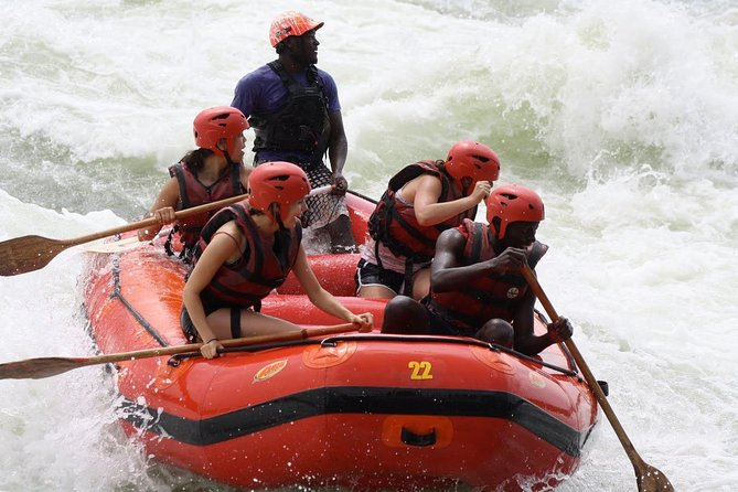 Jinja: 2-Day Adventure, Nile Rafting, Horse Riding, Quad Biking, Zip-lining