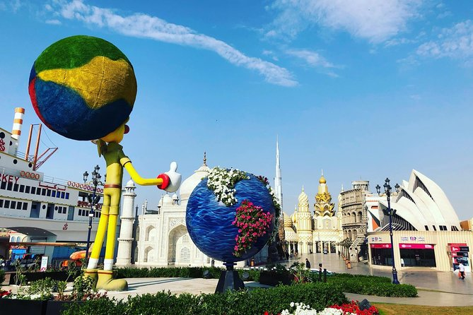 Private Ultimate Abu Dhabi City Tour With Global Village