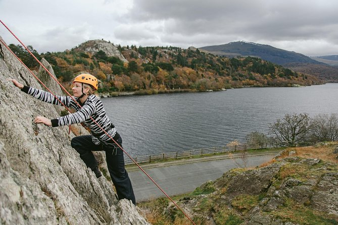 Snowdonia Rock Climbing Weekend
