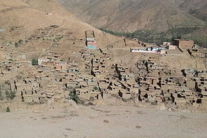 Trekking in Morocco : 3 Day Mount Toubkal (4167 m) & Berber Villages & Valleys
