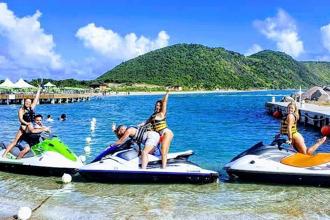 60min Jet Ski/Waverunner Rental photo 2
