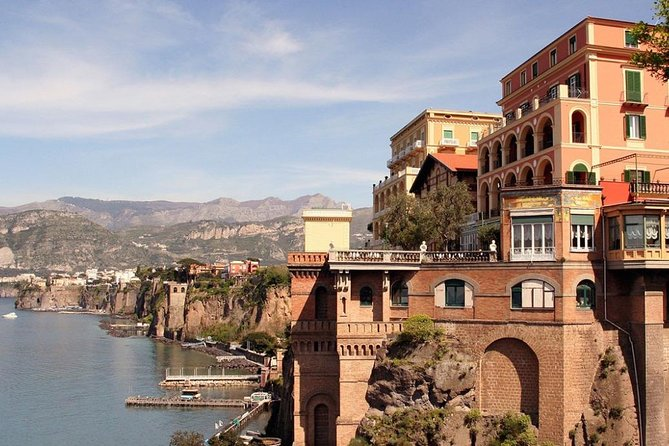 Transfer from Naples to Sorrento or Vice Versa