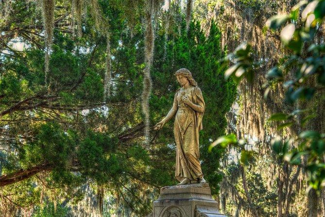 Savannah's Bonaventure Cemetery Tour