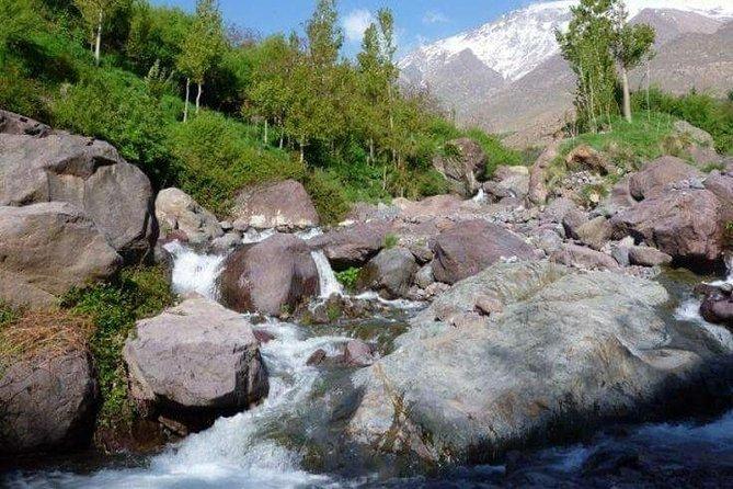 Toubkal Summit 3 day trek in High Atlas Mountains