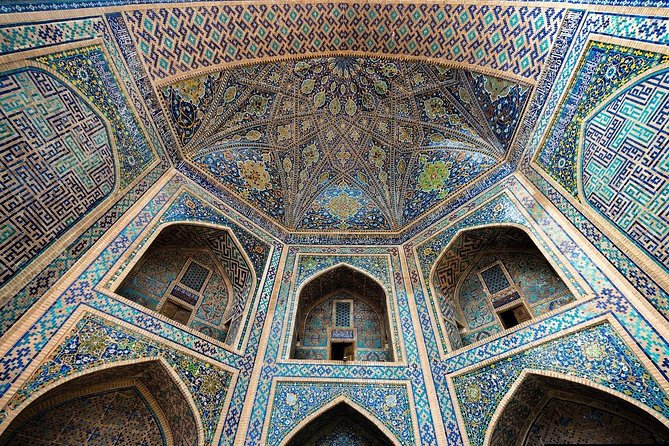 Uzbekistan - The Country of Blue Domes