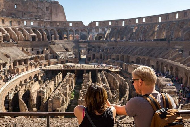 Rome in A Day: Colosseum & Vatican Combo Tour with Skip-The-Line Access