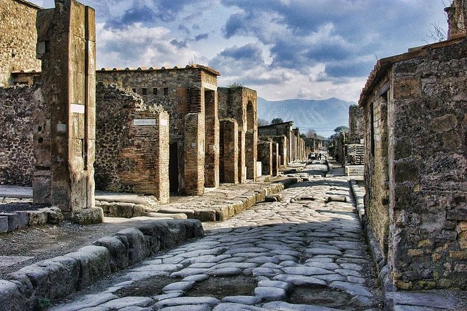 Day Tour Archaeological Site Of Pompei And Herculaneum photo 4