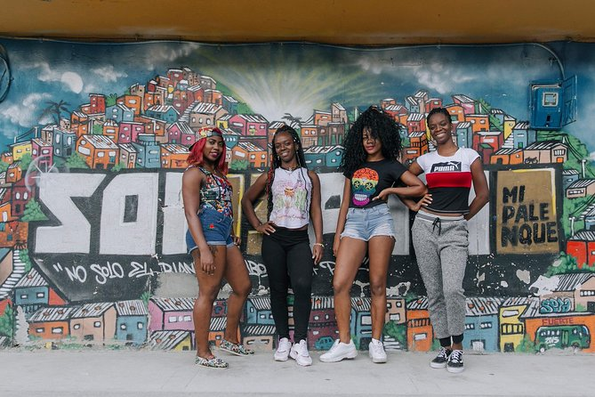 African Music Roots Private Tour in Comuna 13, Medellin