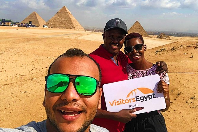 Day tour to Giza Pyramids & Sphinx photo 6