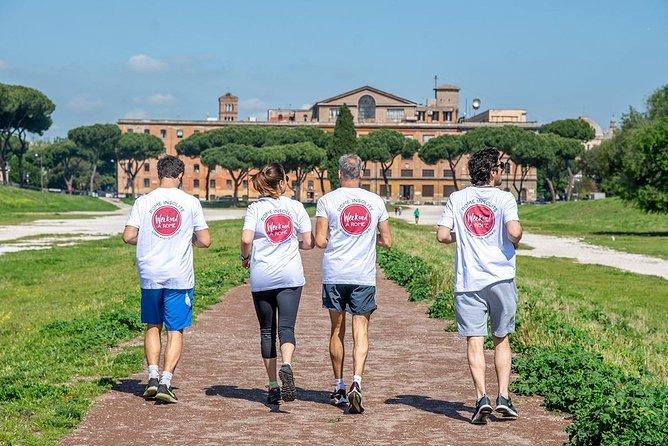 Run around Rome