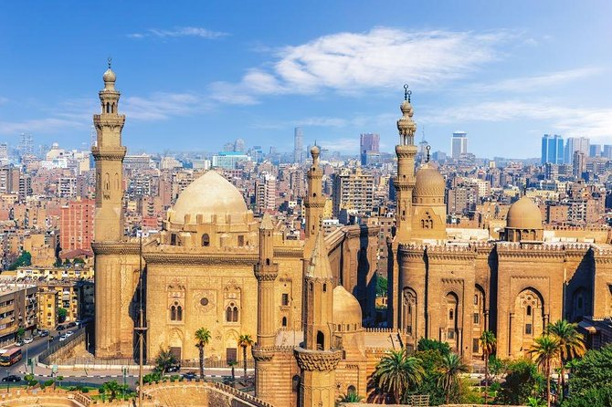 Private Full-Day Cairo City Tour by Car