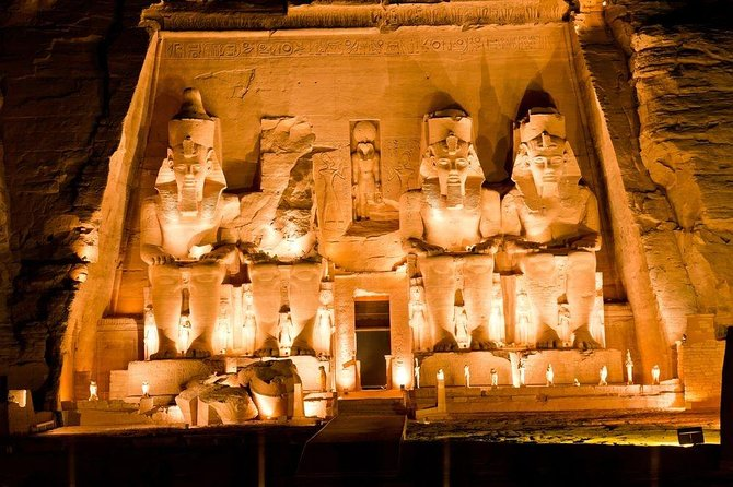 Aswan To Abu Simbel By Air