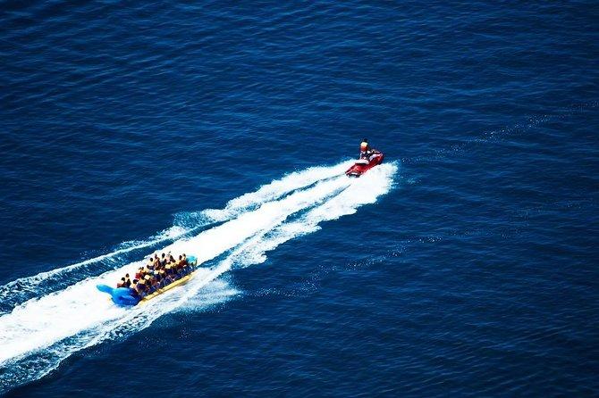 Dolphin House and Banana Boat
