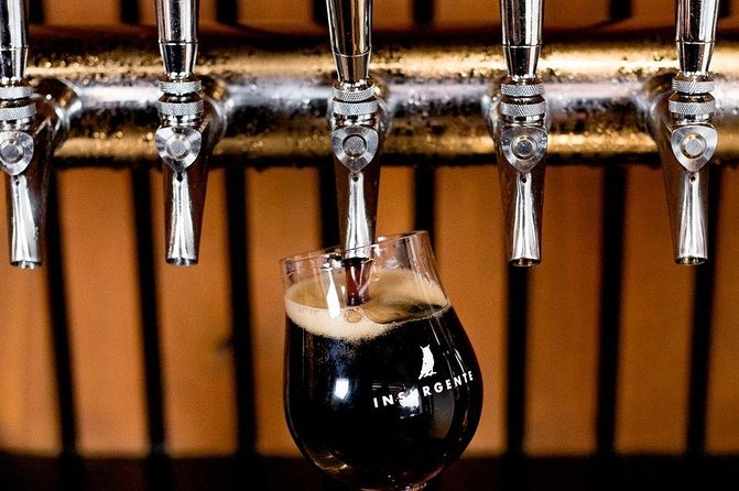THE TIJUANA EXPERIENCE Craft beer & food private tour