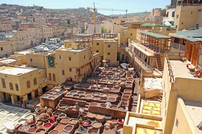 Walking Tour of Fes Medina: Full-Day Seesighting tour With Official Guide