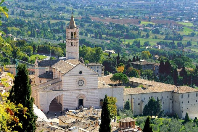 Private Assisi&Orvieto day - trip from Rome