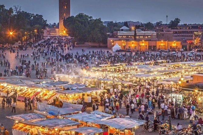 Half Day Excursion in Marrakech Medina With Experienced Guide